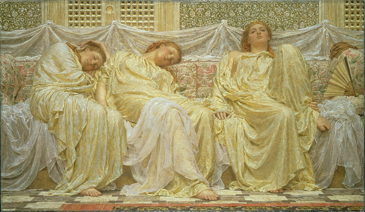 Dreamers door Albert Joseph Moore