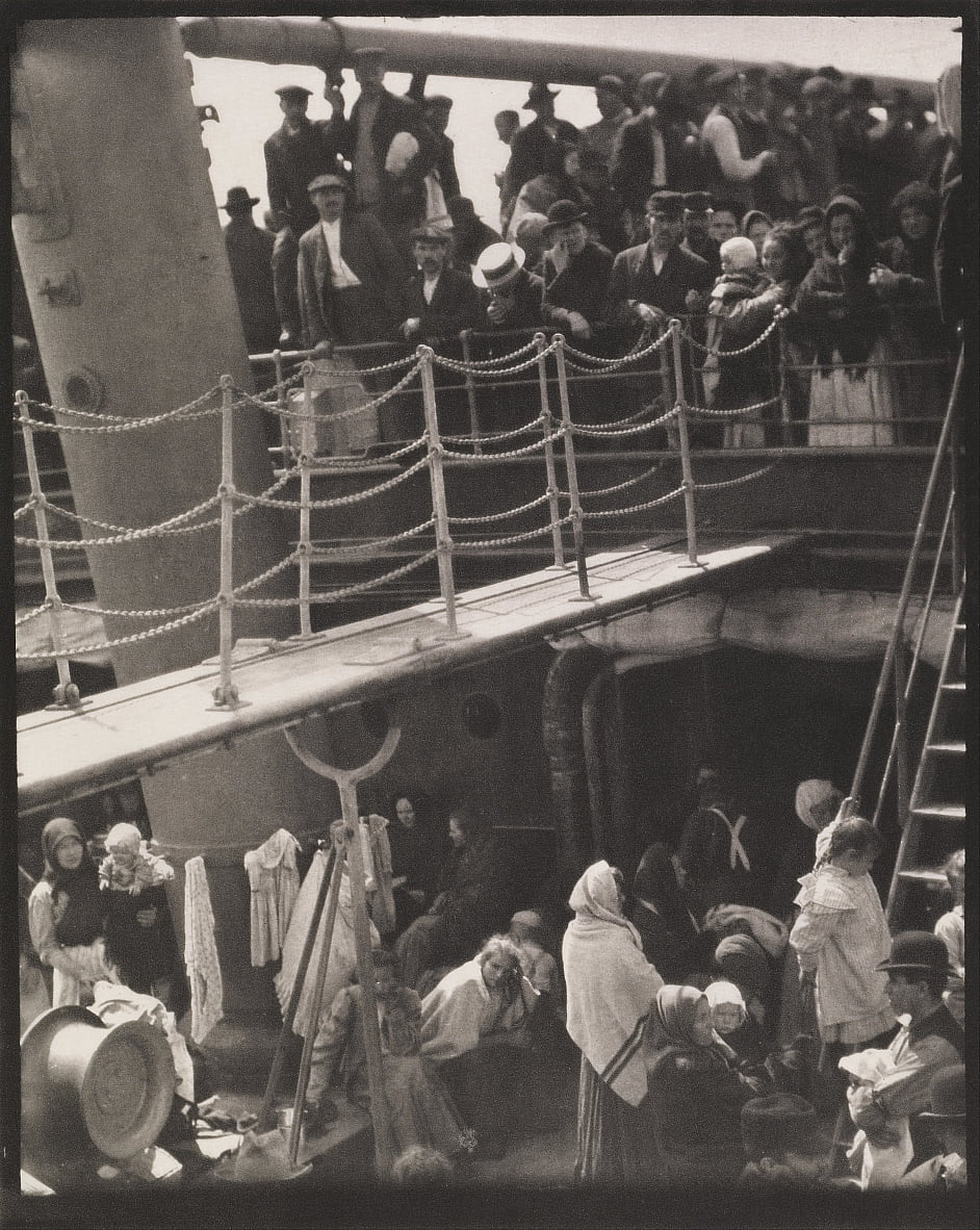 The Steerage door Alfred Stieglitz