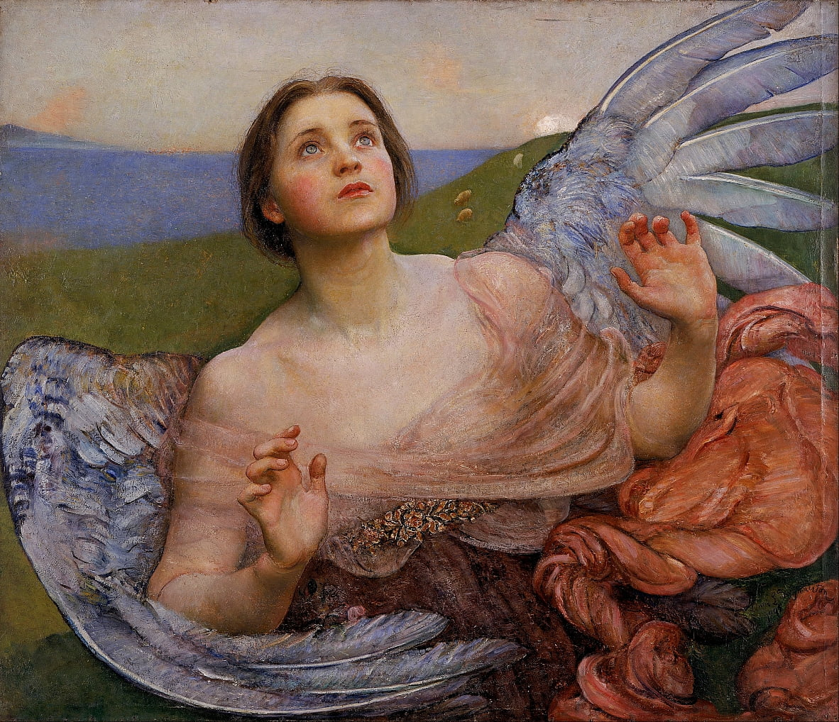 The Sense of Sight door Annie Louisa Swynnerton