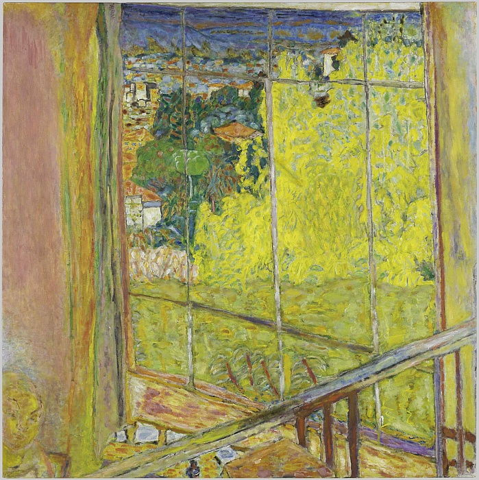door Pierre Bonnard