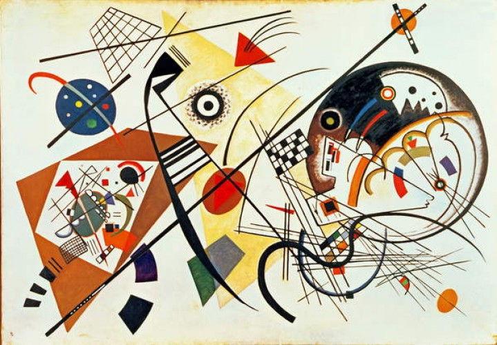 Afbeeldingsresultaat voor kandinsky