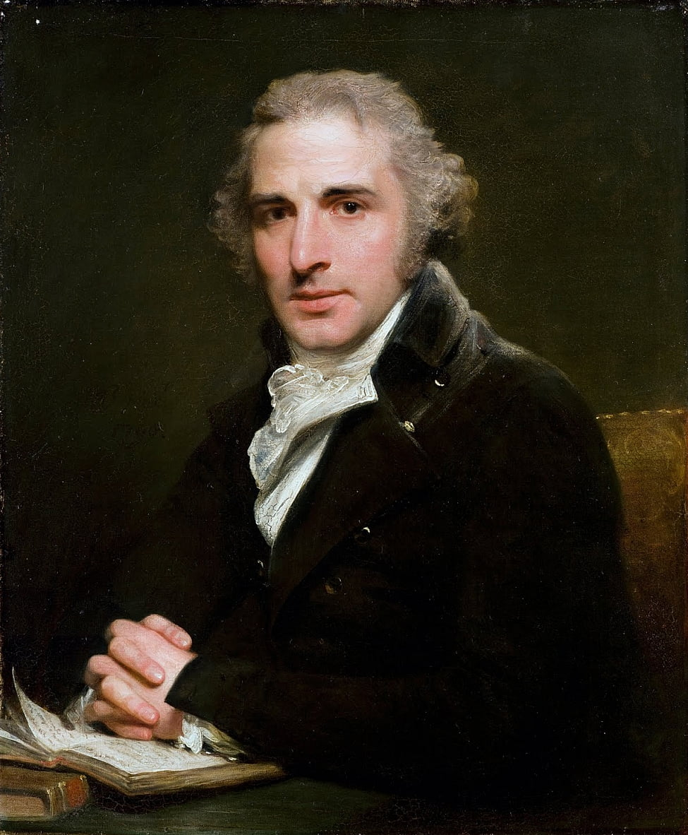 John Philip Kemble door William Beechey