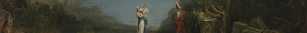 Aeneas en de Cumaean Sybil (Joseph Mallord William Turner)
